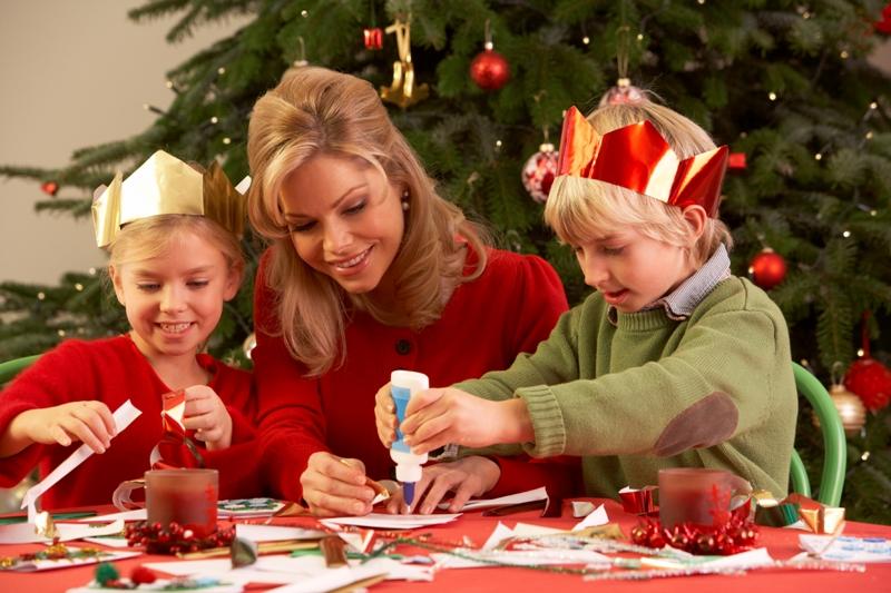 Подарки своими руками на рождество родителям